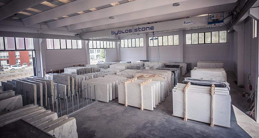 Deposito Principale - Azienda